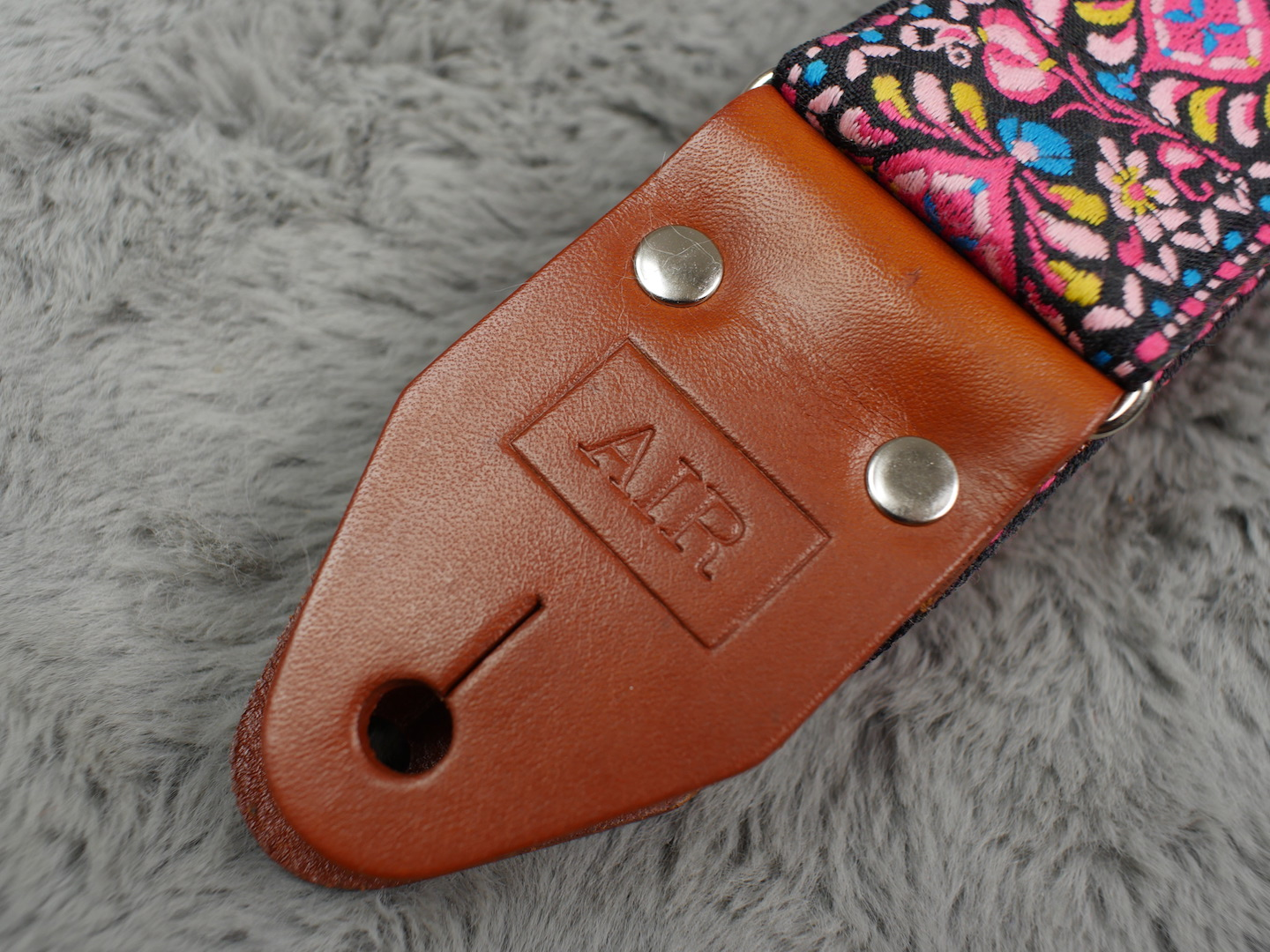 Air Straps Limited Edition 'Lotus' Guitar Strap
