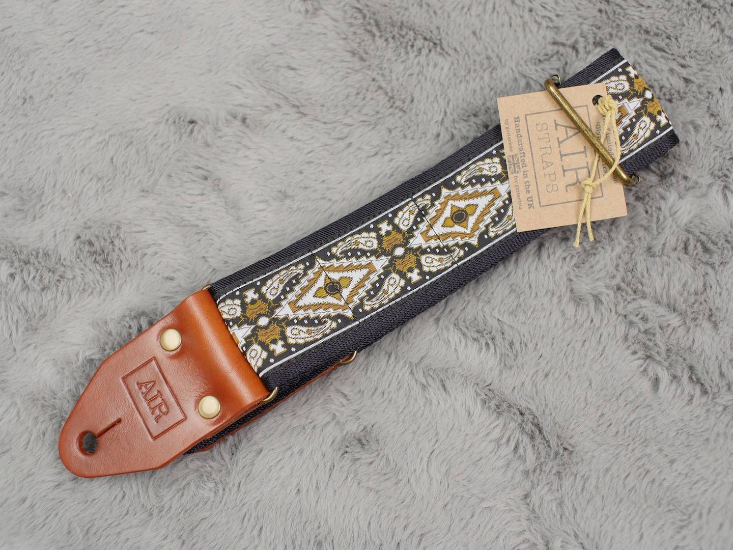 Air Straps Limited Edition 'Olympus' Guitar Strap - Free Shipping!