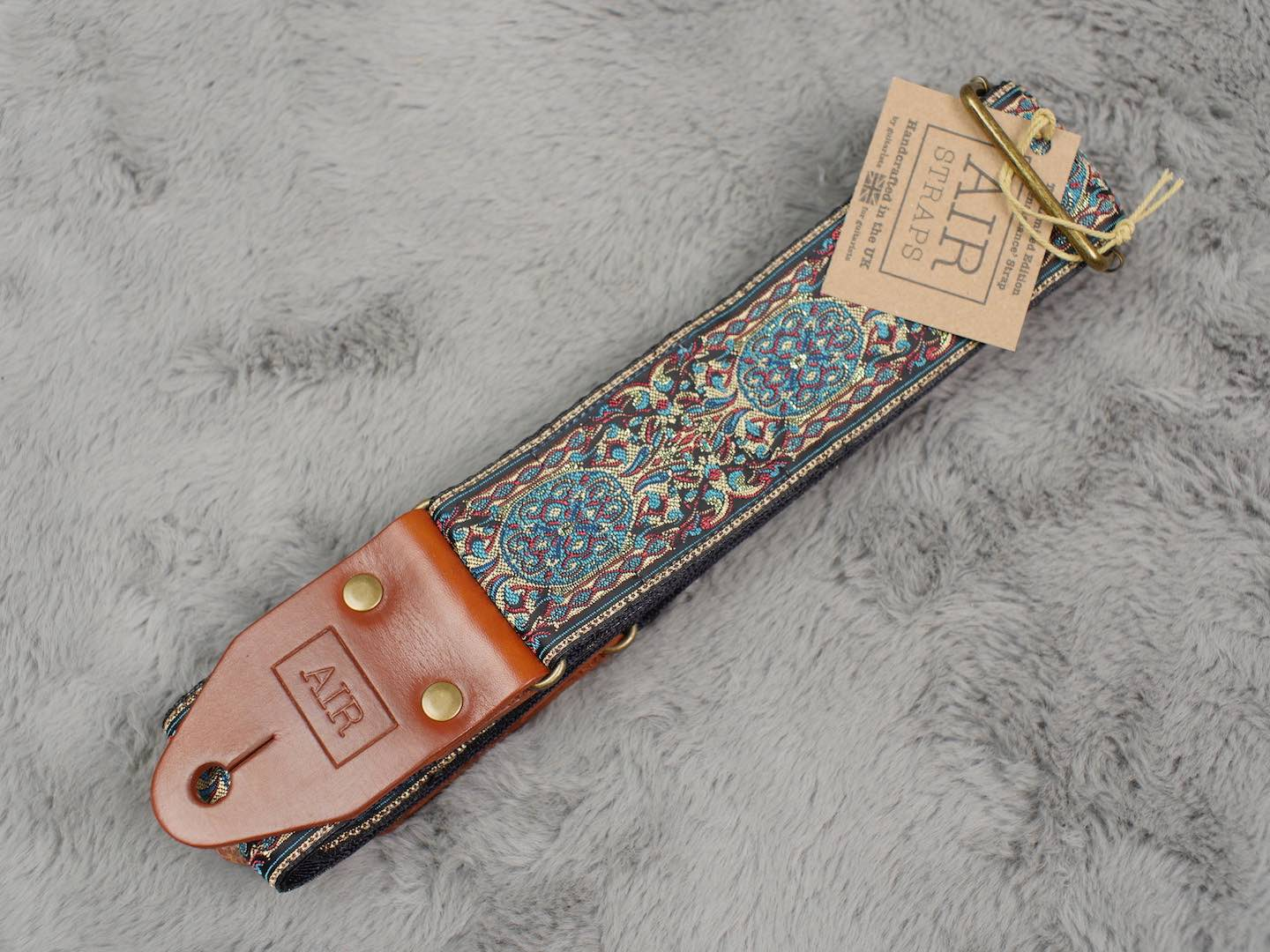 Air Straps Limited Edition 'Renaissance' Guitar Strap - Free Shipping!