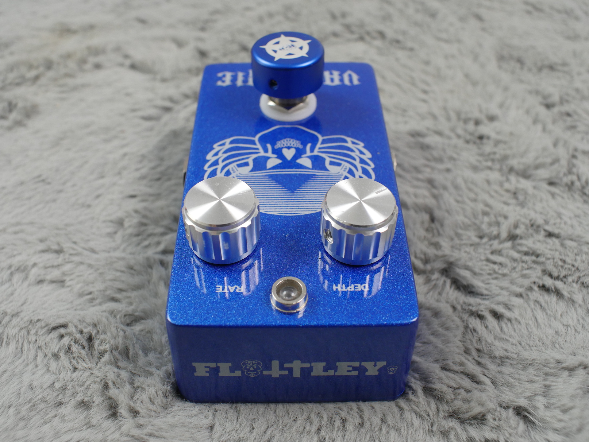 Flattley Guitar Effects Pedals Valkyrie Analogue Chorus Guitar Pedal