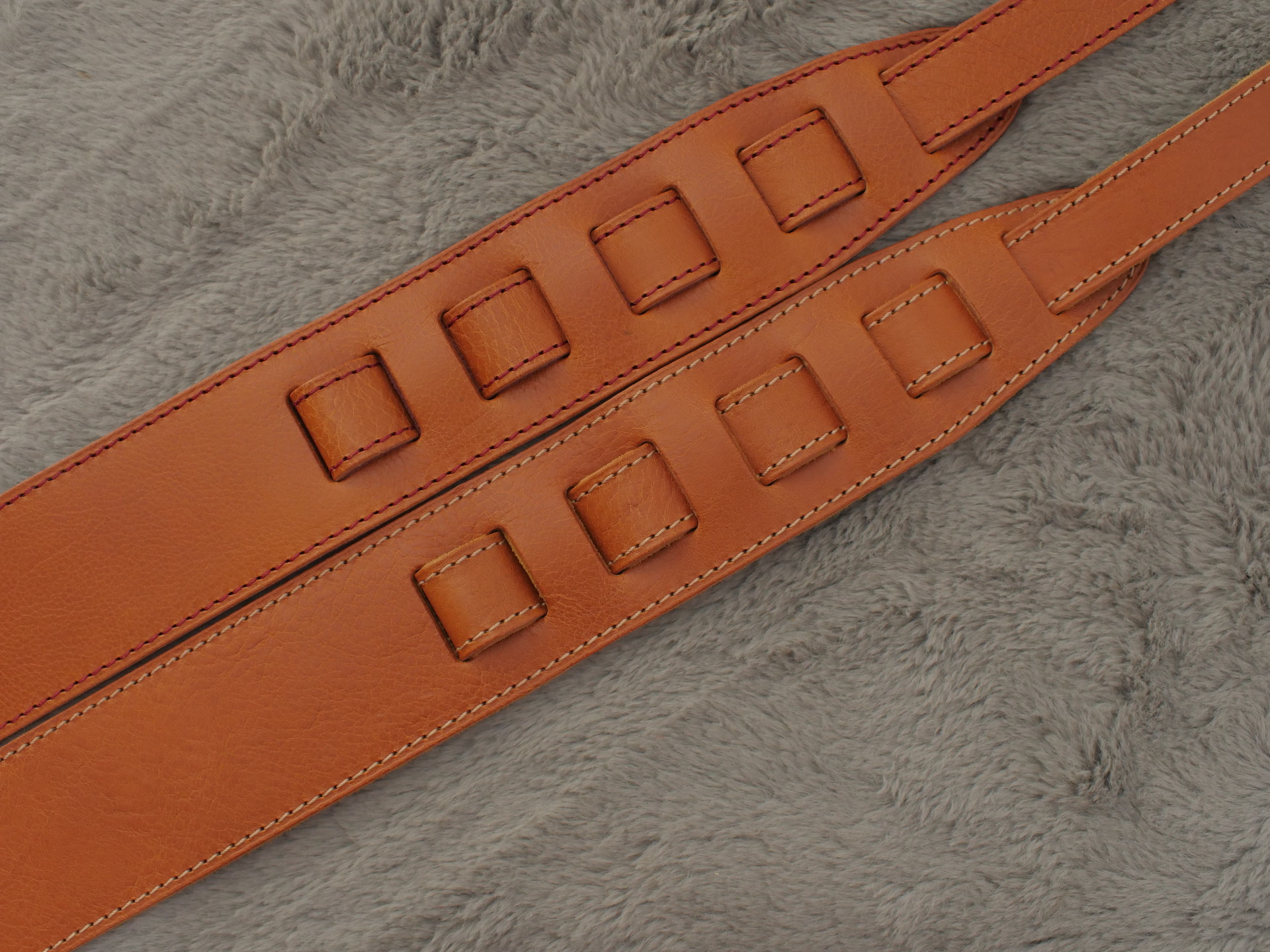 Heistercamp Leedon-Tor Leather Guitar Strap