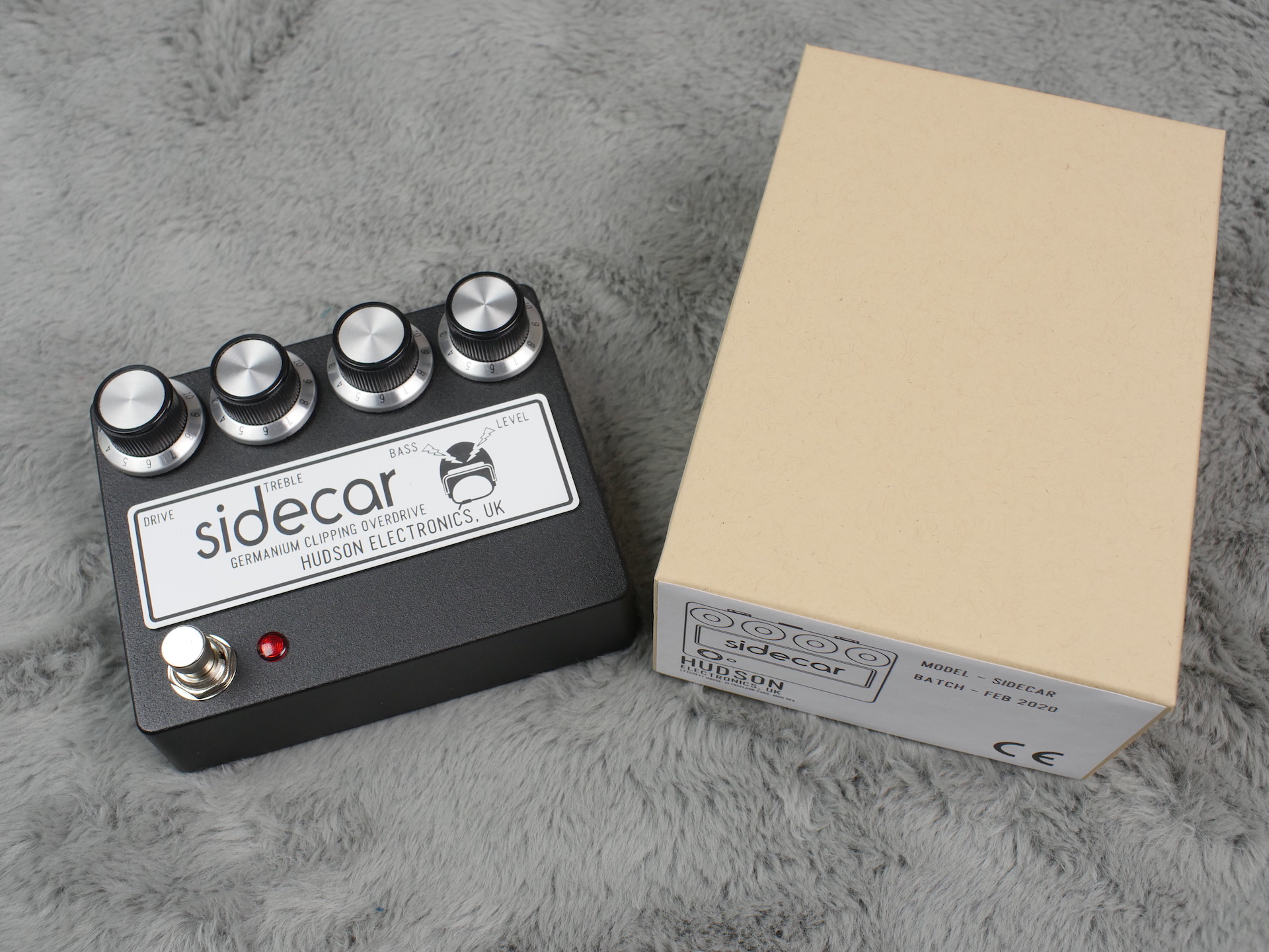 Hudson Electronics Sidecar - Brand New! - Free Shipping!