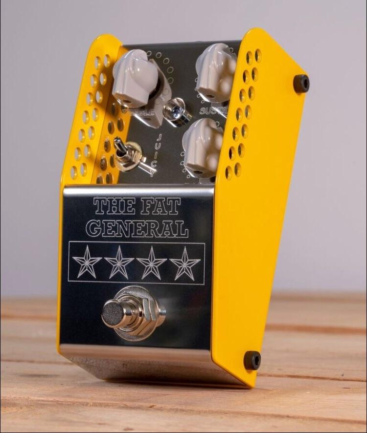 Thorpy FX The Fat General Compressor  Pedal