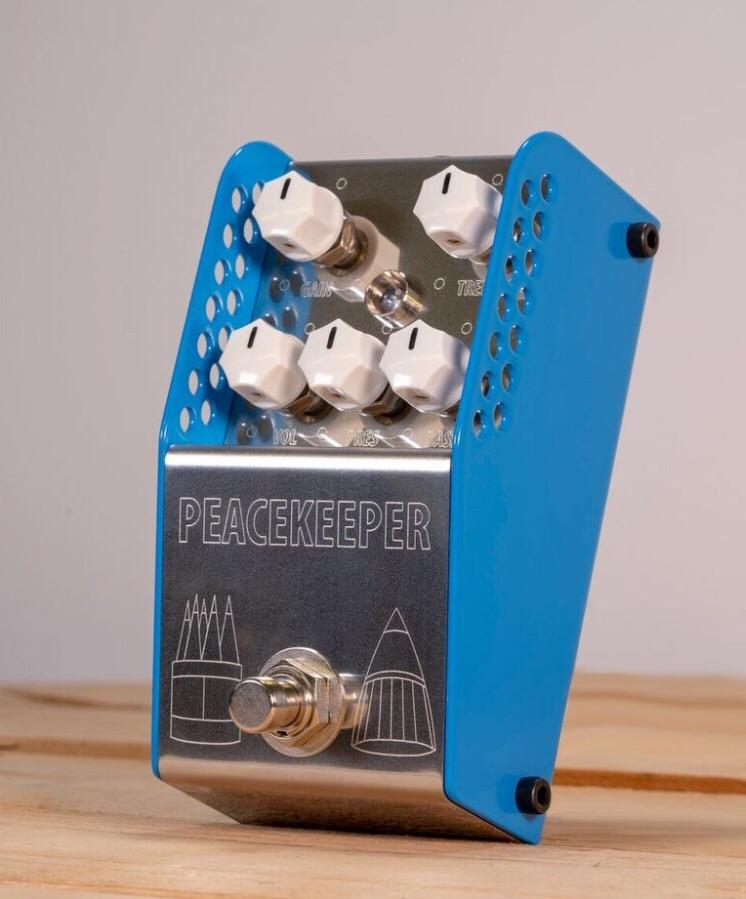 Thorpy FX The Peacekeeper Low Gain Overdrive Guitar Pedal
