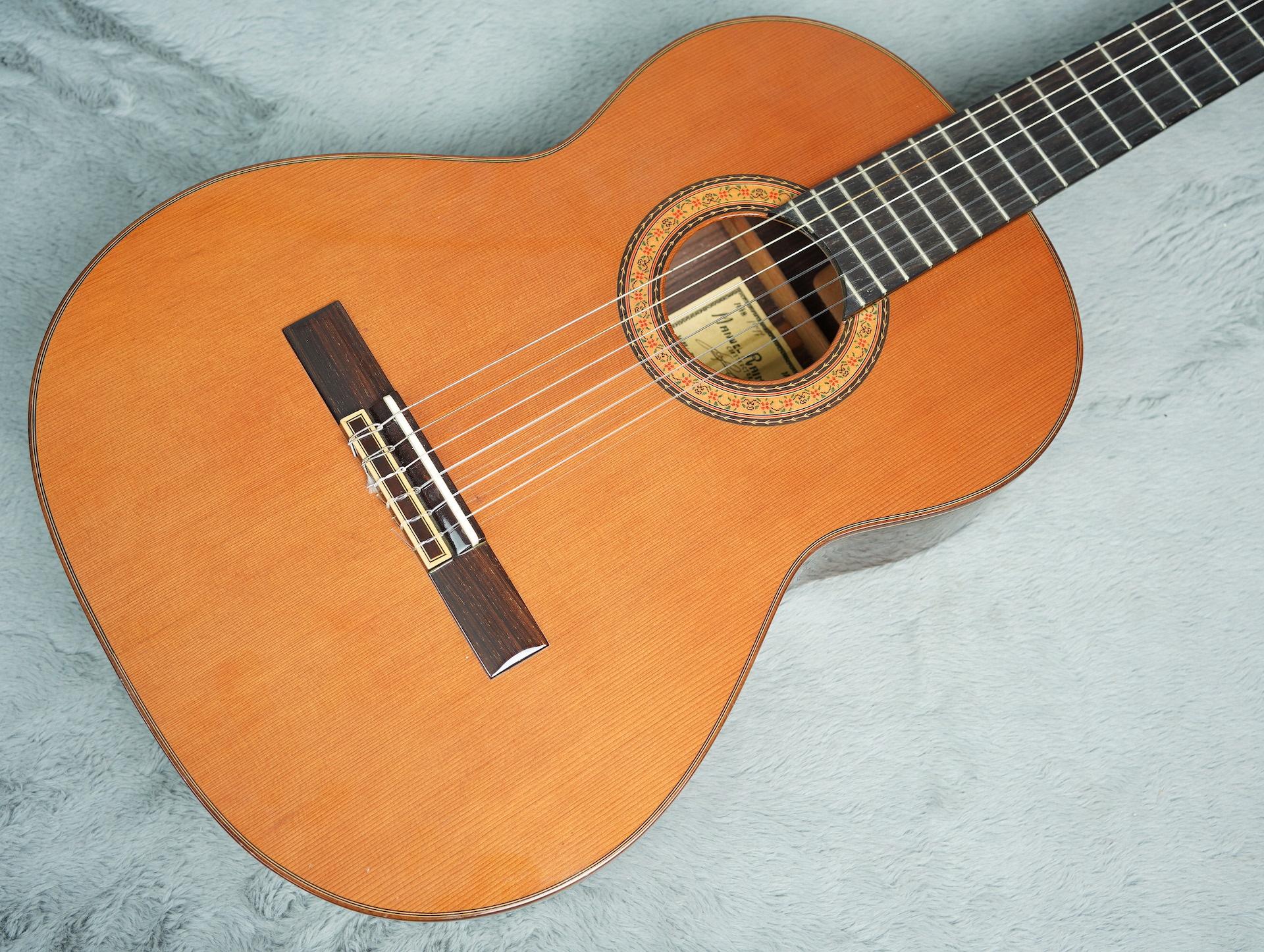 Manuel Ramundo Classical Guitar
