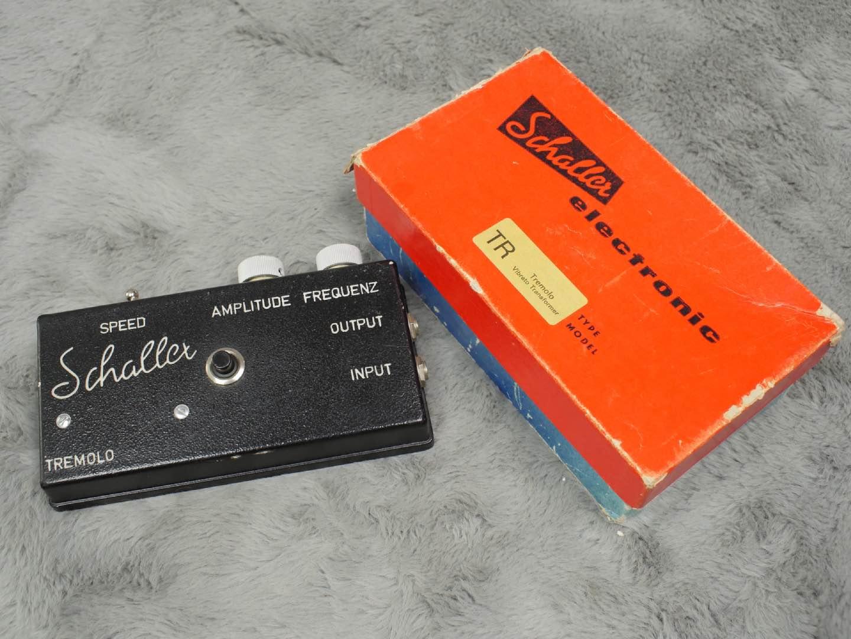 70's Schaller TR-68 Tremolo Pedal