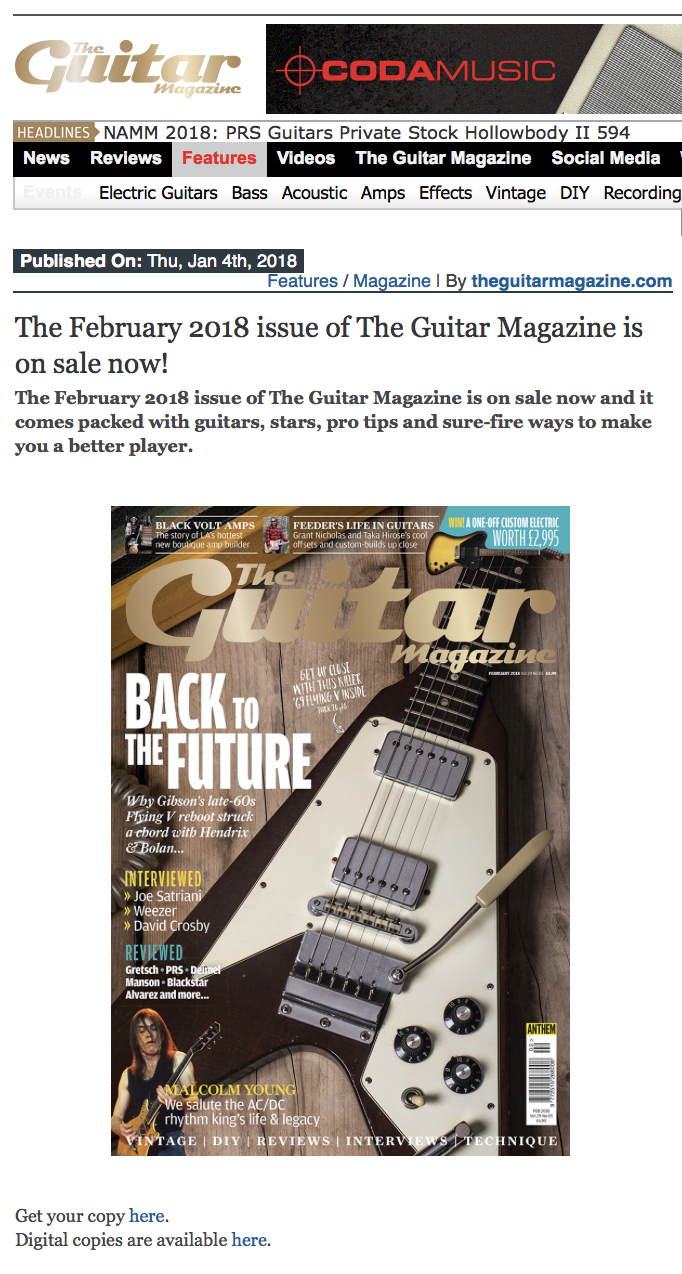 1969 Gibson Flying V