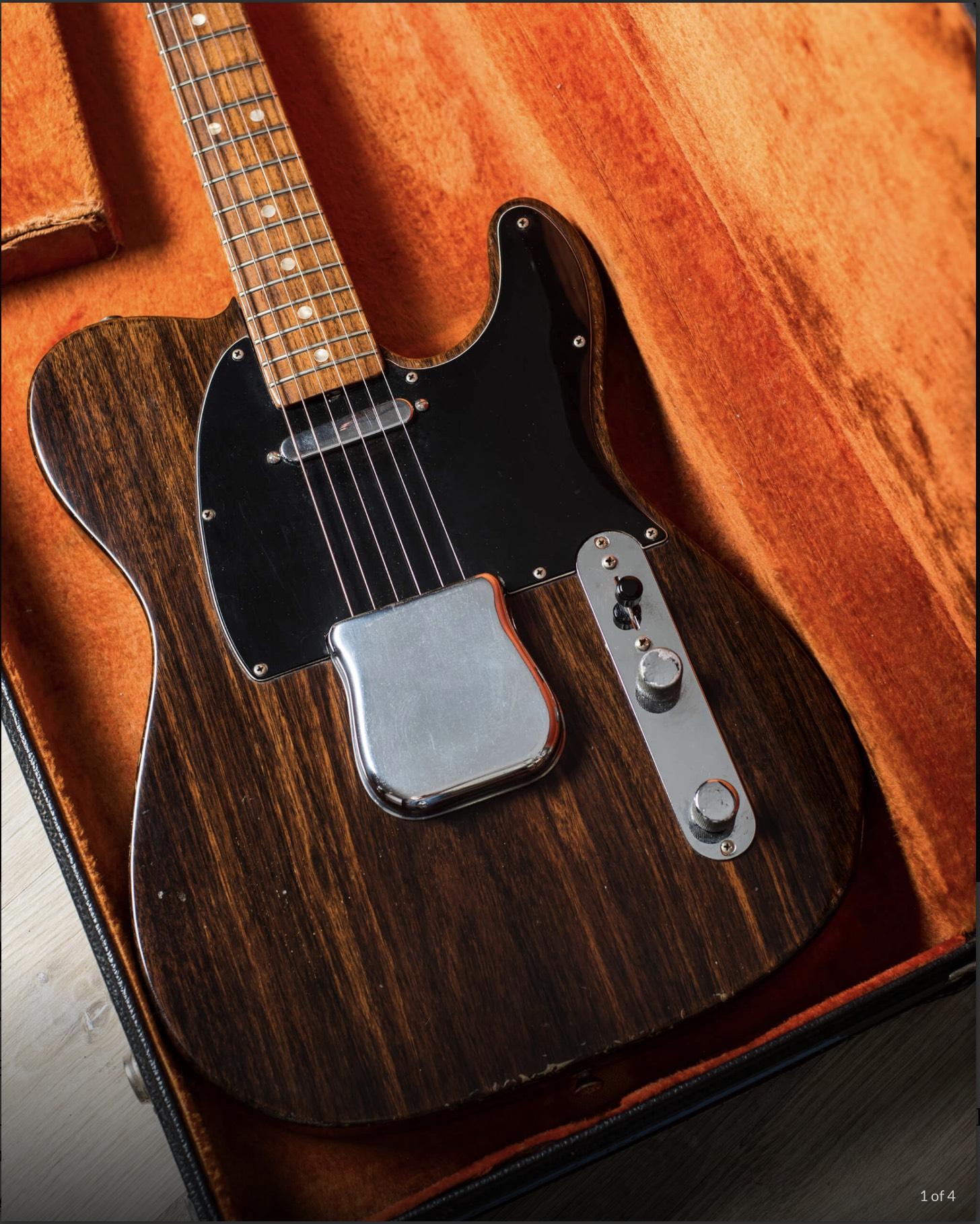 1969 Fender Rosewood Telecaster