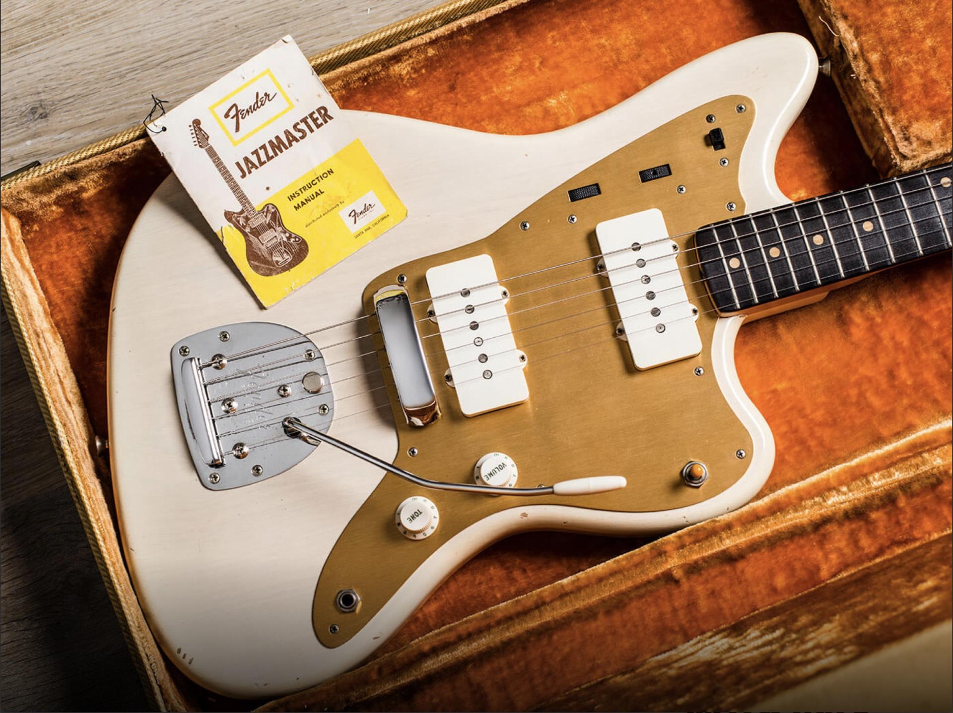 1959 Fender Jazzmaster Blonde