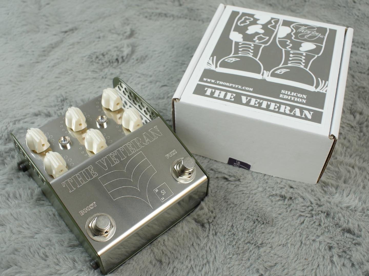 Thorpy FX The Veteran - Brand New!