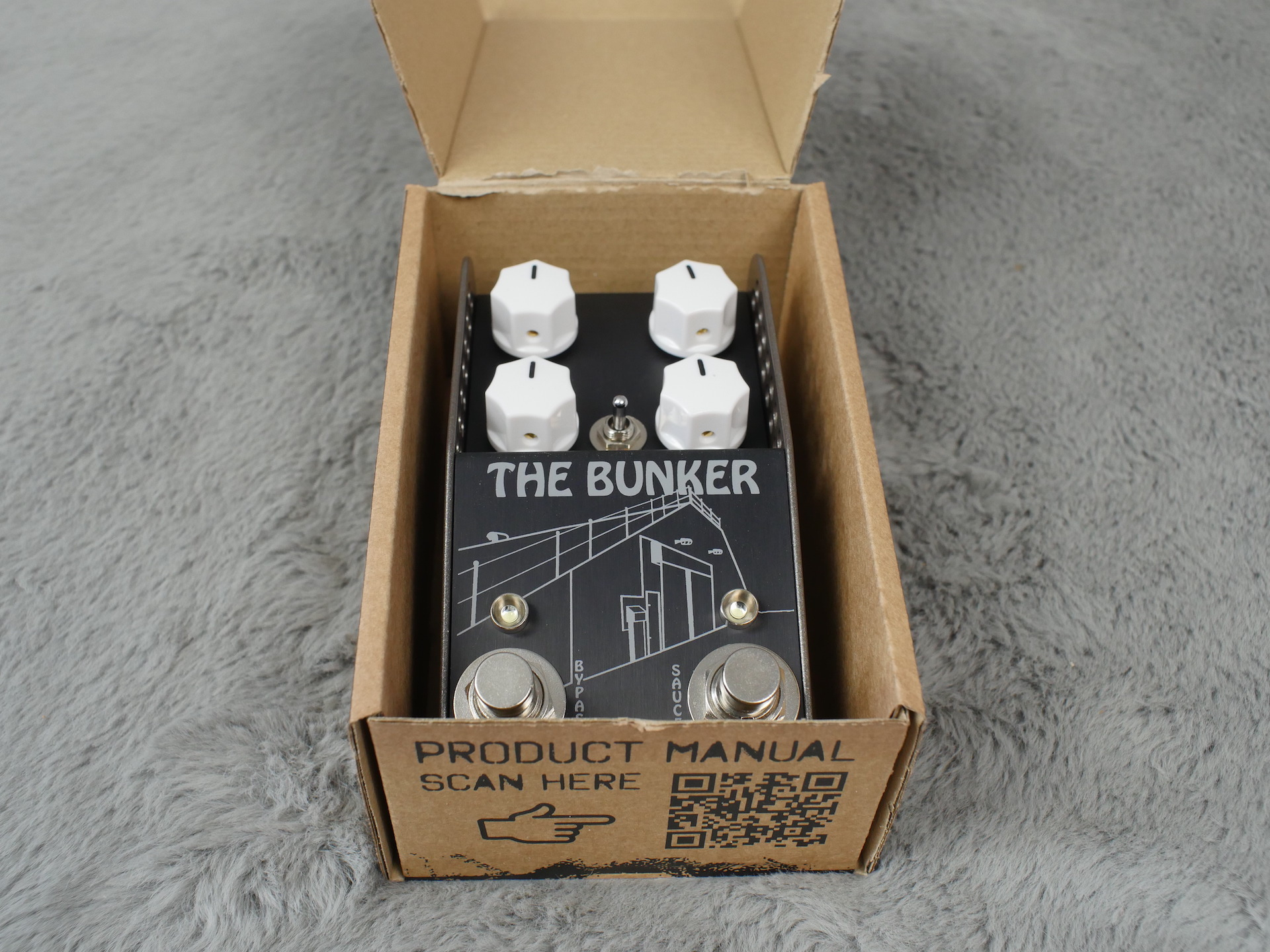 ThorpyFX The Bunker Drive Big Reveal