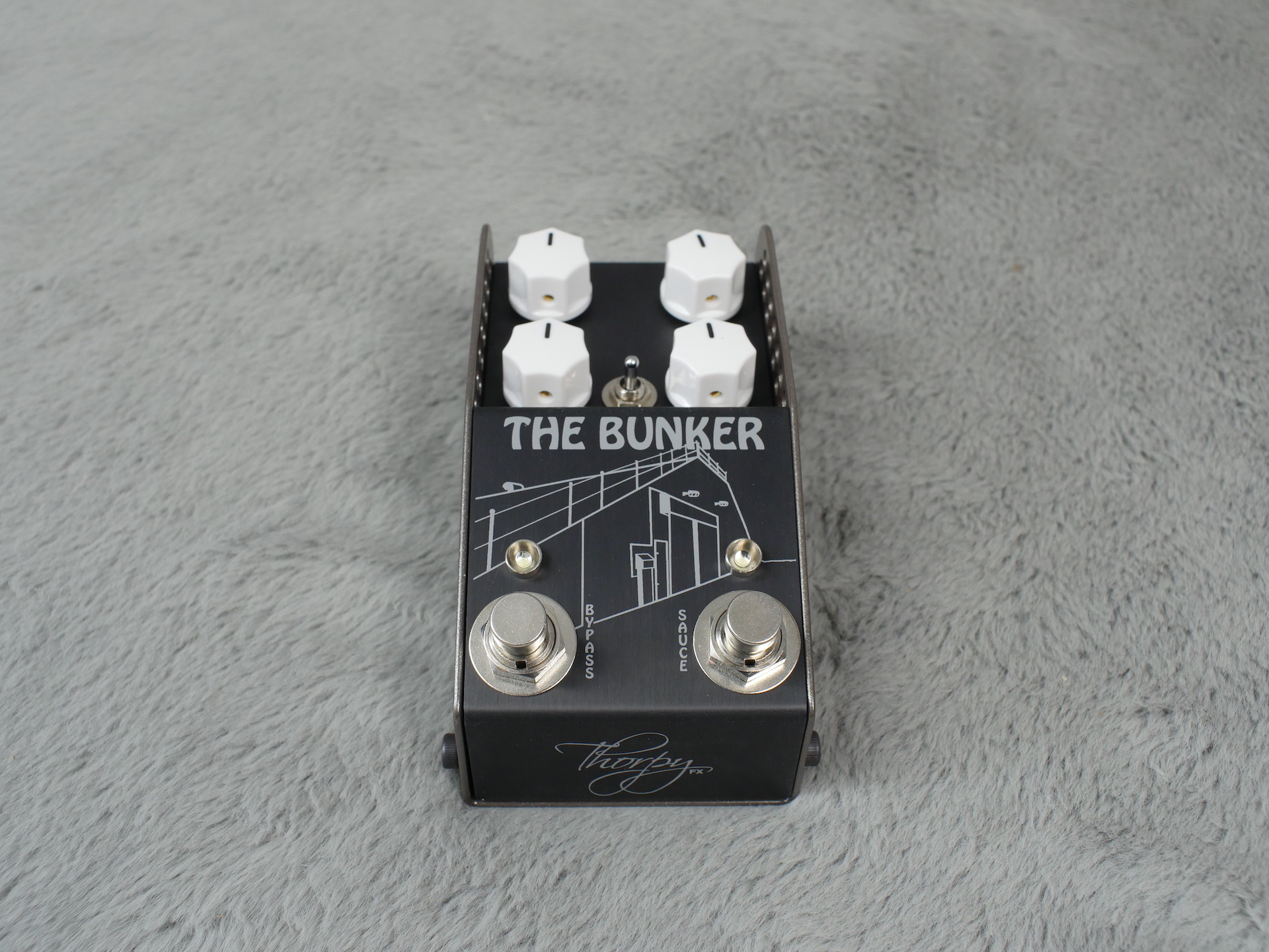 ThorpyFX The Bunker Drive Big front