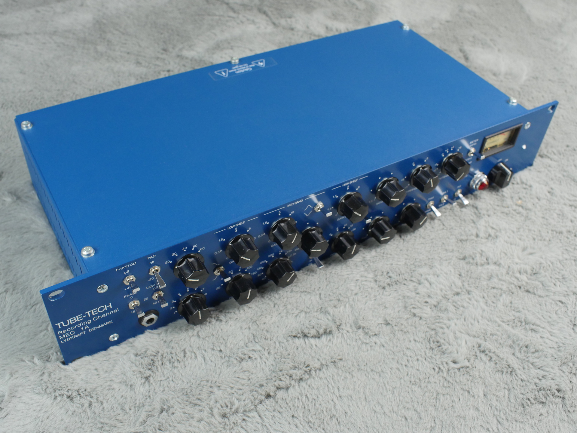 Tube-Tech MEC 1A all-tube mono recording channel MINT