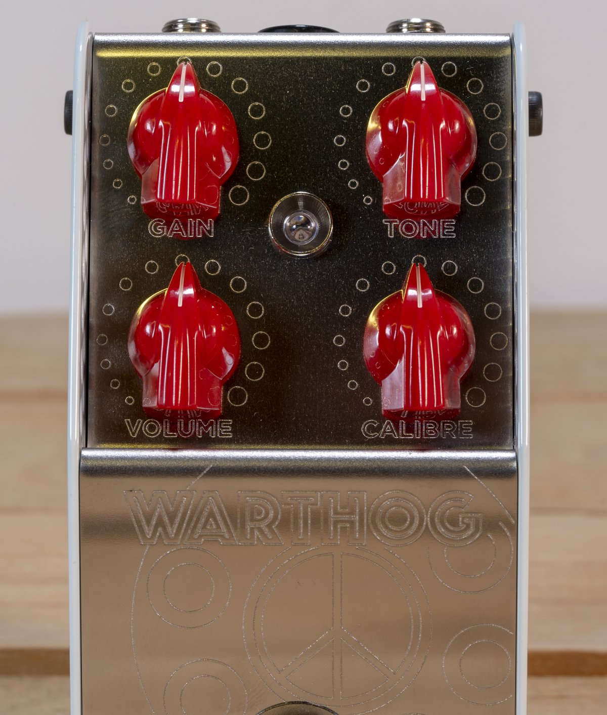Thorpy FX The Warthog Distortion Guitar Pedal